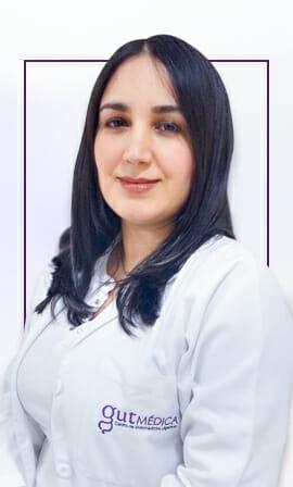 Andrea Varenzuela Doctora