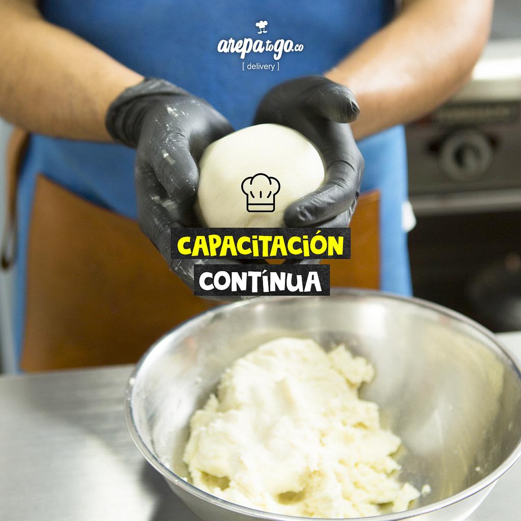 Capacitacion-Franquicias-Arepatogo-bogota-colombia