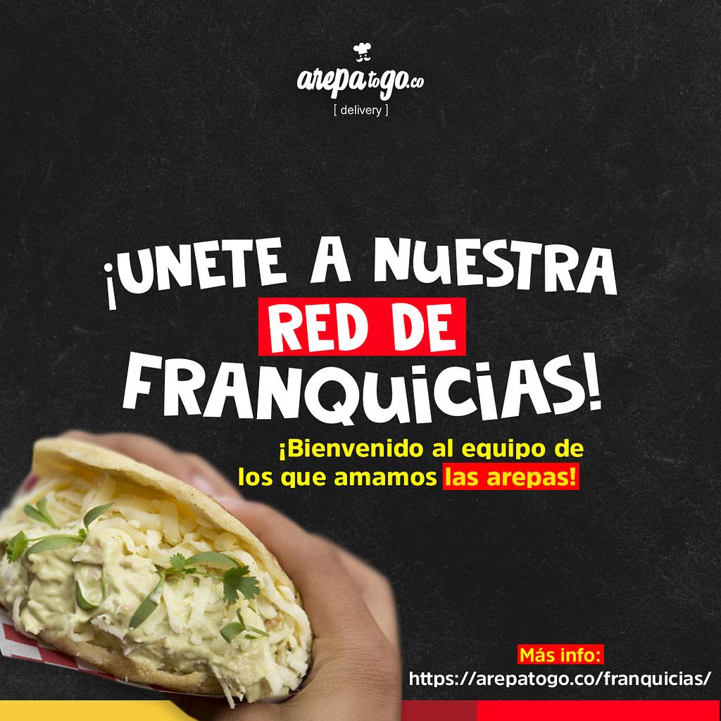 Red-Franquicias-Arepatogo-bogota-colombia
