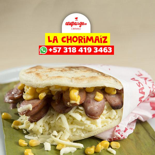 arepa-rellena-chorizo-maiz-domicilios-bogota