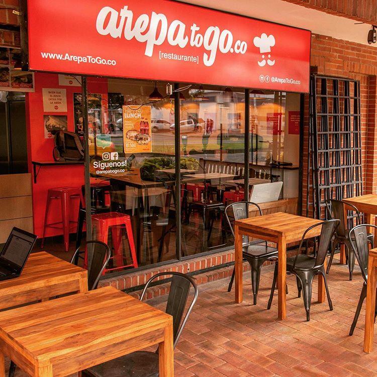 Restaurante-Arepa-To-Go-Bogota